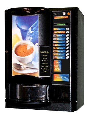 küçük kahve makinası