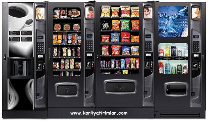 vending makinalari vending machines