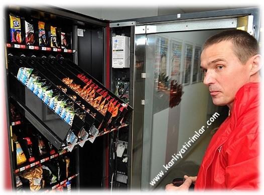 vending ürün yerleştirme