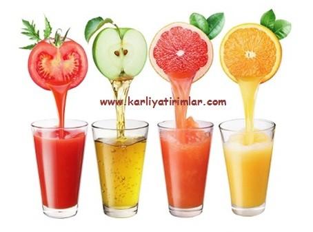 meyve suyu bayiligi