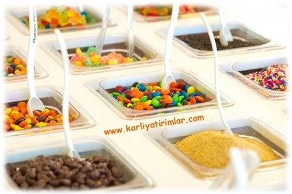frozen yogurt franchise