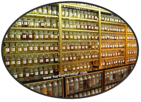 çeşit çeşit Kokularıyla Açık Parfüm Bayiliği Karlı Yatırımlar