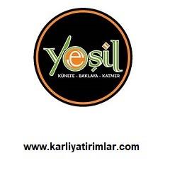 yesil kunefe bayilik franchise
