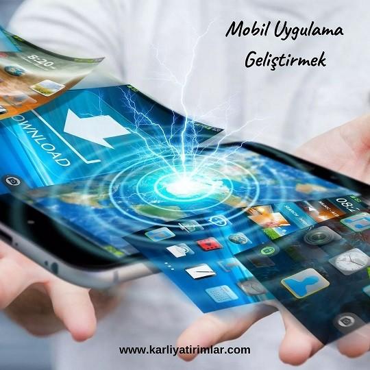evde-is-imkanlari-mobil-uygulama-gelistirmek