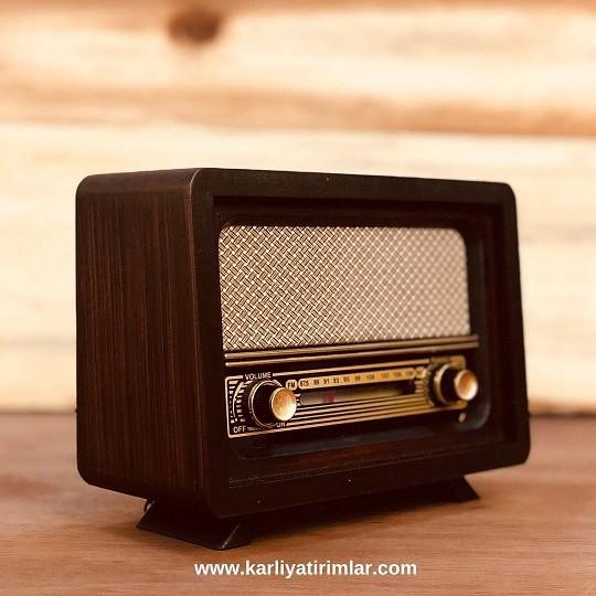 inovasyon örnekleri nostaljik radyolar