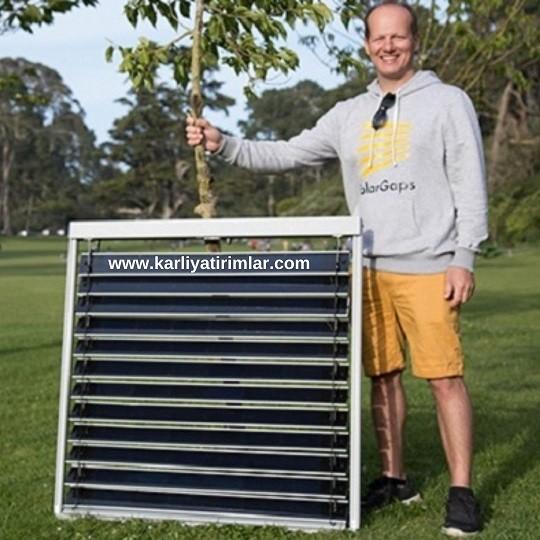 inovasyon örnekleri güneş enerjili panjur