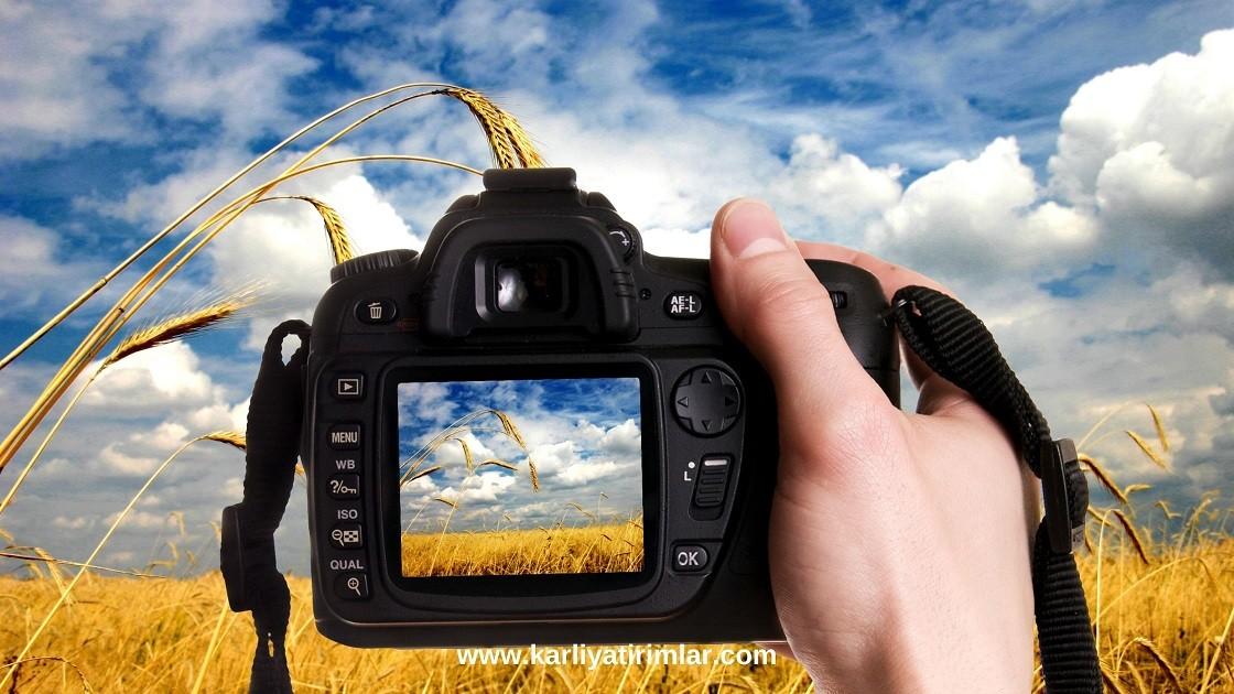 stok fotografcilik is fikirleri
